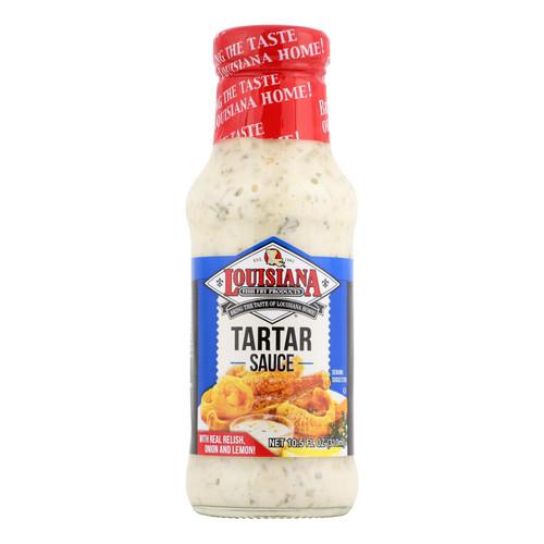 Louisiana Tartar Sauce  - Case Of 12 - 10.5 Oz