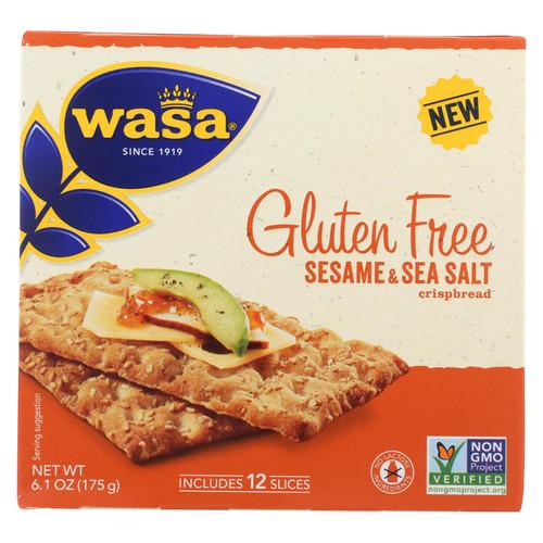 Wasa Crispbread Crispbread - Case Of 10 - 6.1 Oz