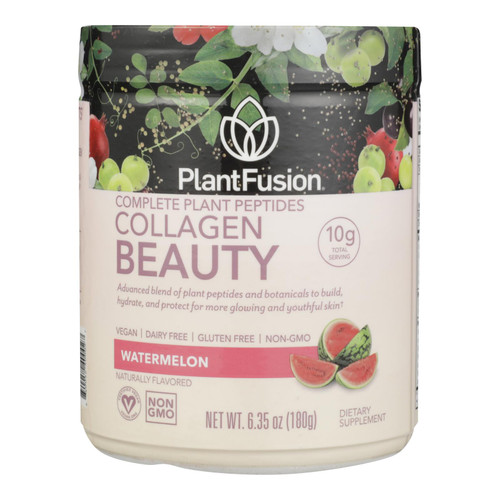 Plantfusion - Collgn Beauty Watermelon - 1 Each - 6.35 Oz