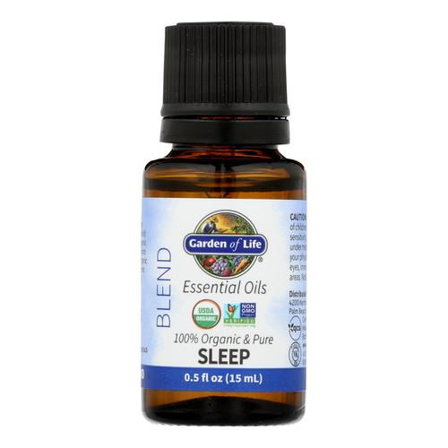 Garden Of Life - Ess Oil Organic Sleep Blend - 1 Each-.5 Fz