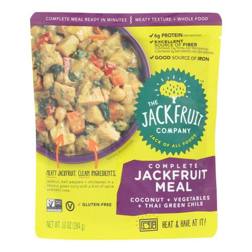 The Jackfruit Company - Jckfrt Ml Cnutveg Thichli - Case Of 6 - 10 Oz