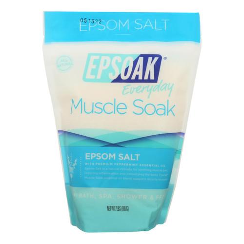 Epsoak - Epsm Salt Peo Muscle Soak - Case Of 6 - 2 Lb