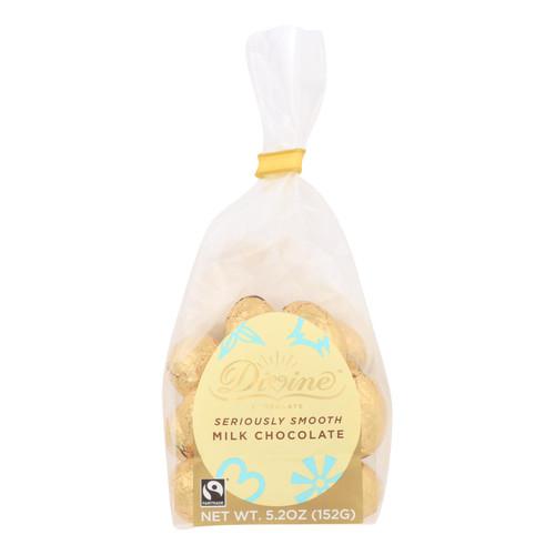 Divine - Mini Eggs Milk Chocolate - Cs Of 12-5.2 Oz