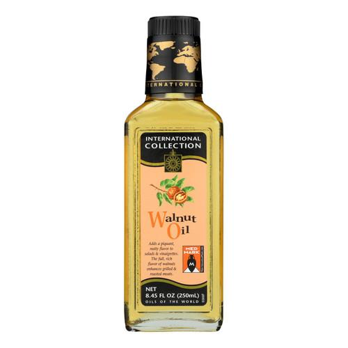 International Collection Walnut Oil - Case Of 6 - 8.45 Fl Oz.