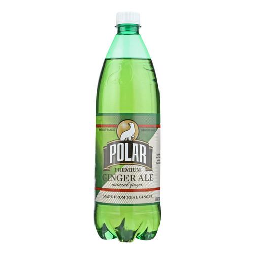 Polar Beverages Gingerale - Case Of 12 - 33.8 Fl Oz