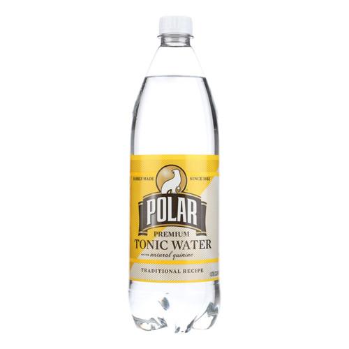 Polar Beverages Tonic - Case Of 12 - 33.8 Fl Oz