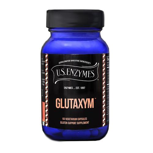Glutaxym by U.S. Enzymes 93 capsules