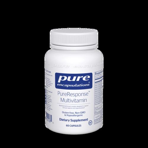 PureResponse Multivitamin by Pure Encapsulations 60 capsules
