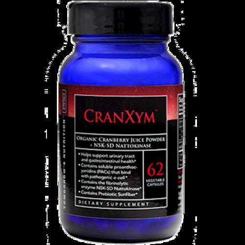 Cranxym by U.S. Enzymes 62 capsules