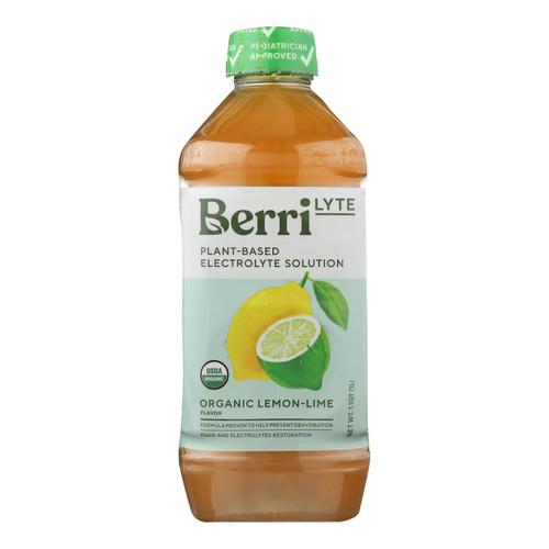 Berri Lyte - Juice Electro Lemon Lime - Case Of 6 - 1 Ltr