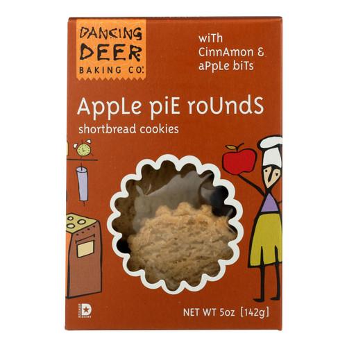 Dancing Deer Baking Company - Shortbread Cookies - Apple Pie - Case Of 12 - 5 Oz.