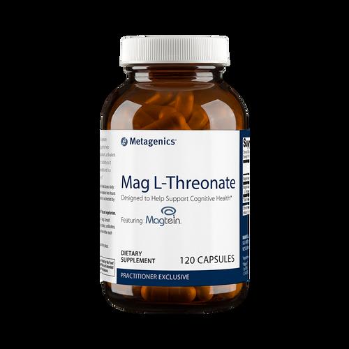 Mag L-Threonateby Metagenics 120 Capsules