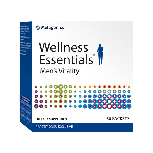 Wellness Essentials Men Vitality by Metagenics 30 packets