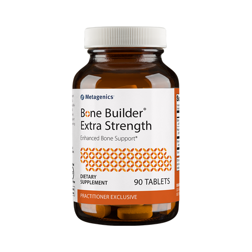 Bone Builder Extra Strength by Metagenics 180 tablets