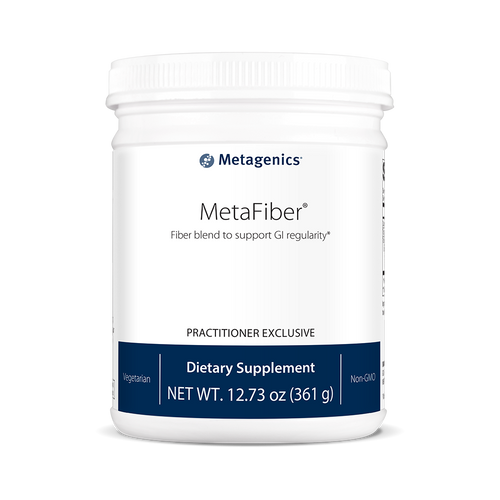 MetaFiber Powder by Metagenics 38 servings