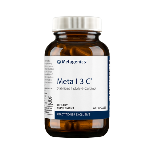Meta I-3-C by Metagenics 60 capsules
