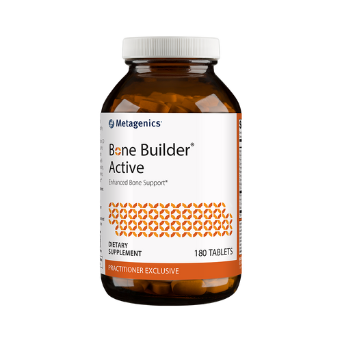 Bone Builder Active by Metagenics 180 tablets