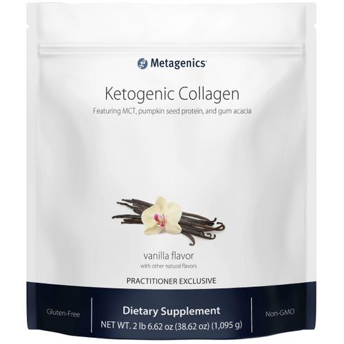 Ketogenic Collagen Vanilla by Metagenics 30 servings