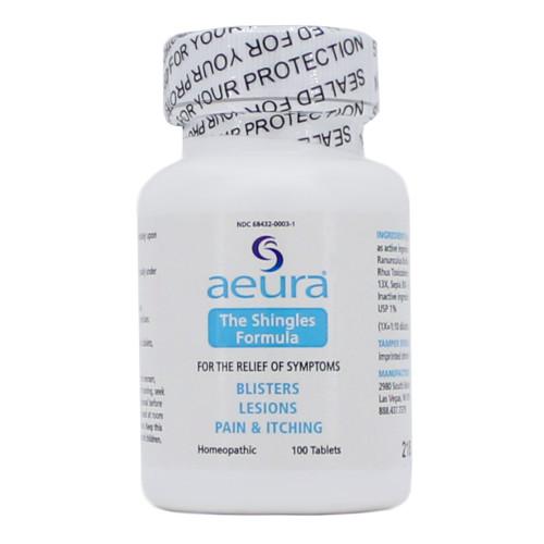 The Shingles Formula by Aeura 100 tablets