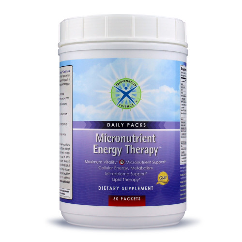 Micronutrient Energy Therapy Daily Packs by Rejuvenation Science 60 packets