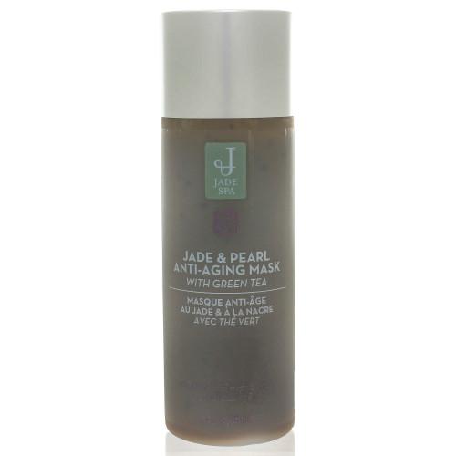 Jade and Pearl Anti-aging Mask with Green Tea by Jadience Herbal Formulas 5 oz