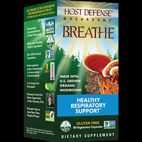 Breathe Capsules by Host Defense 60 capsules