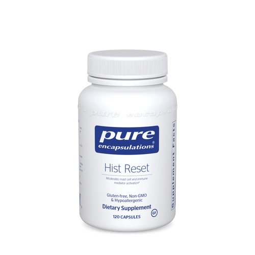 Hist Reset by Pure Encapsulations 120 capsules