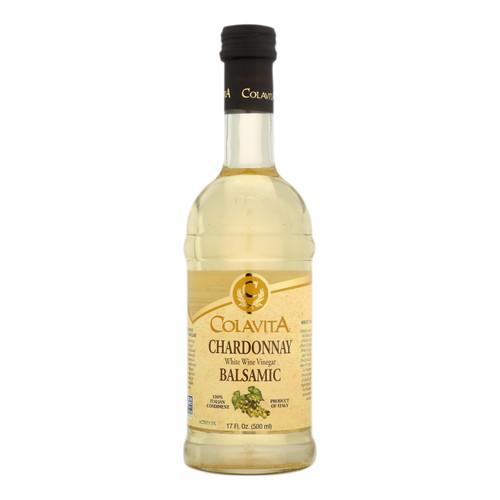 Colavita - Chardonnay Balsamic Vinegar - Case Of 6 - 17 Fl Oz.
