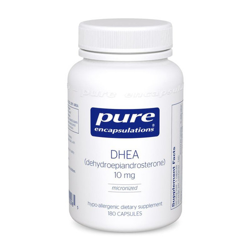 DHEA 10mg by Pure Encapsulations 180 capsules