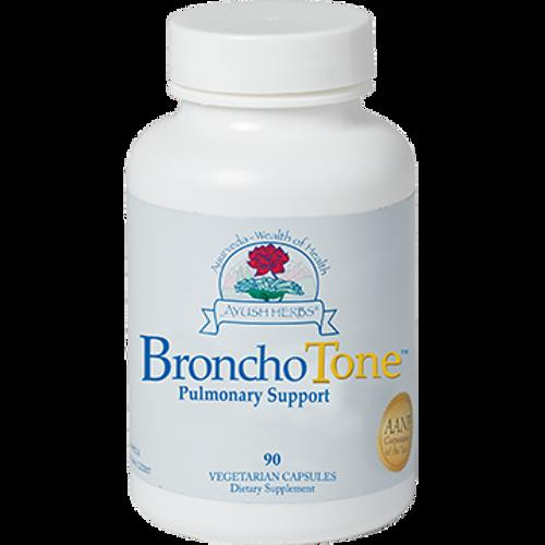 BronchoTone by Ayush Herbs 90 capsules
