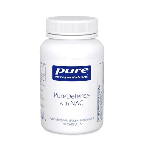 PureDefense w/NAC by Pure Encapsulations 120 capsules