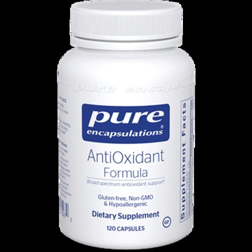 AntiOxidant Formula by Pure Encapsulations 120 capsules