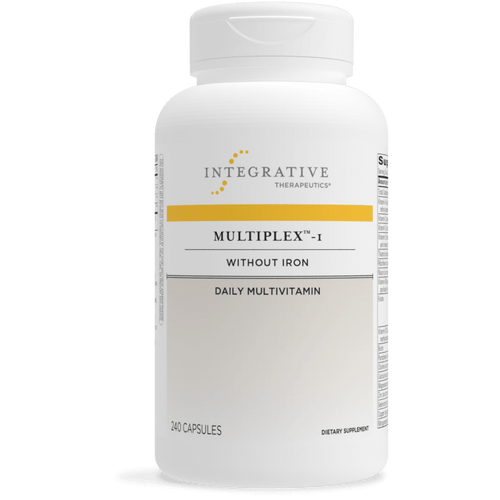 Multiplex-1 without Iron by Integrative Therapeutics 240 capsules
