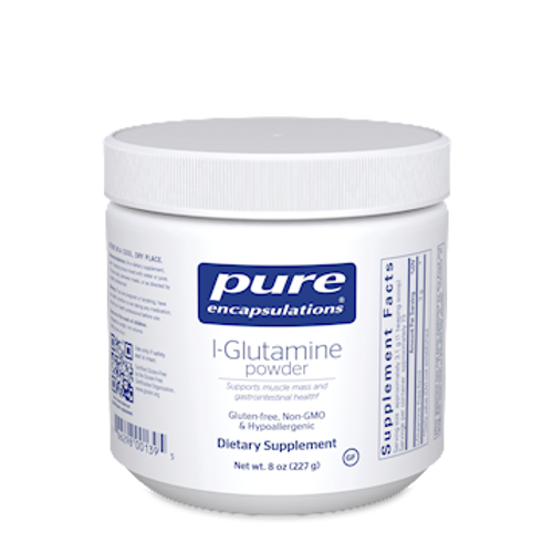 L-Glutamine Powder by Pure Encapsulations 227 grams