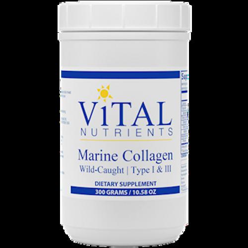 Marine Collagen Type I & III by Vital Nutrients 10.58 oz 30 servings