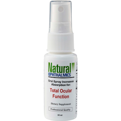 Total Ocular Function Oral Spray by Natural Ophthalmics 30 ml