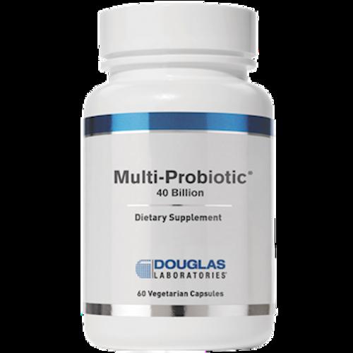 Multi Probiotic 40 Billion by Douglas Laboratories 60 capsules