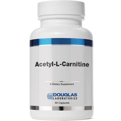 Acetyl L-Carnitine by Douglas Laboratories 60 capsules