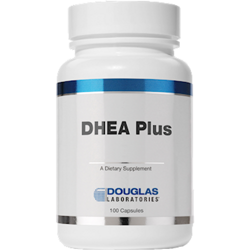 DHEA Plus by Douglas Laboratories 100 capsules