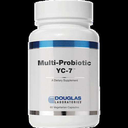 Multi Probiotic YC-7 by Douglas Laboratories 60 capsules