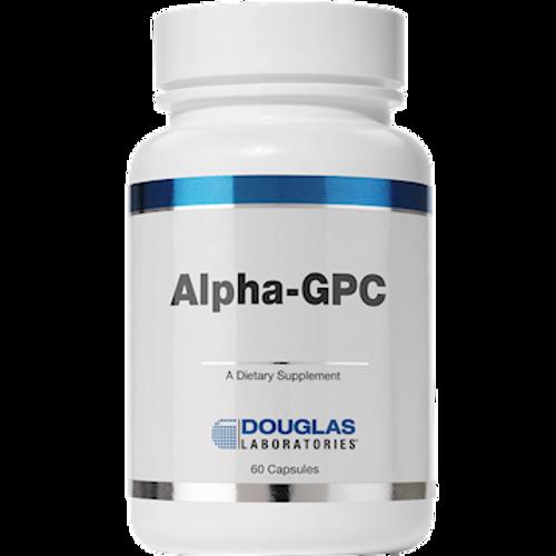 Alpha GPC by Douglas Laboratories 60 capsules