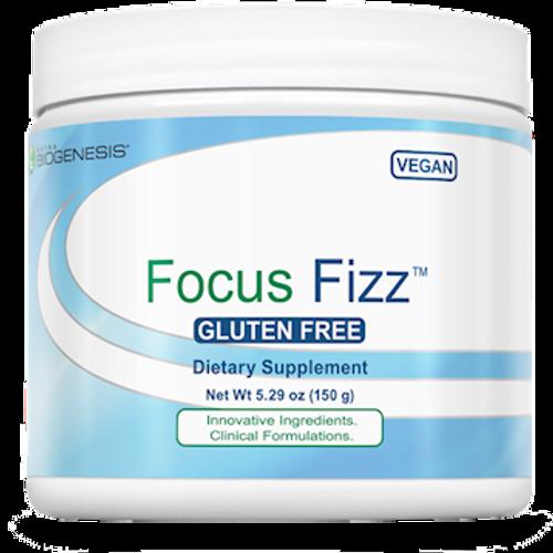 Focus Fizz Gluten Free by Nutra BioGenesis 5.29 oz
