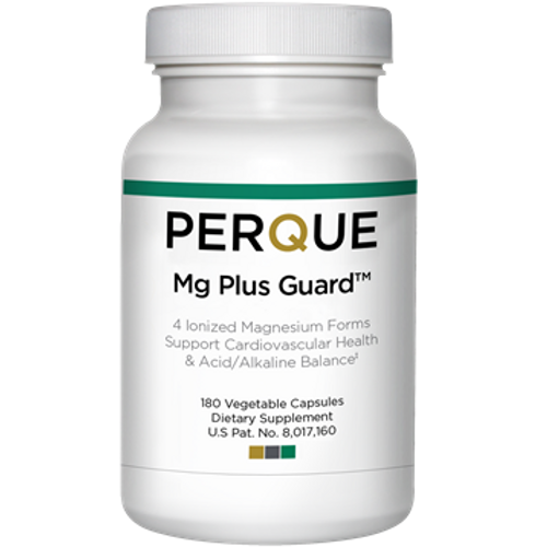 Mg Plus Guard by Perque 180 capsules