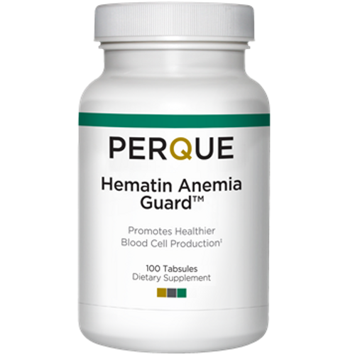 Hematin Anemia Guard by Perque 100 tabsules