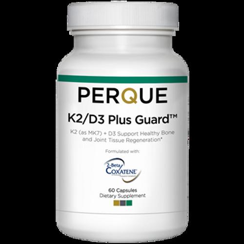 K2/D3 Plus Guard by Perque 60 capsules