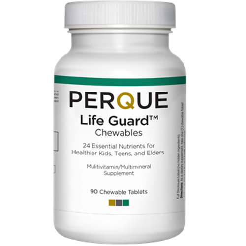 Life Guard Chewables by Perque 90 chewable tablets