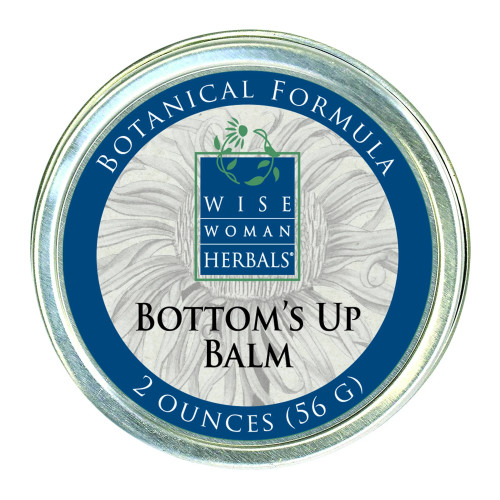 Bottoms Up Balm by Wise Woman Herbals 2 oz
