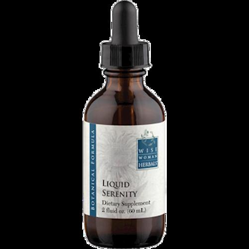 Liquid Serenity by Wise Woman Herbals 2 oz