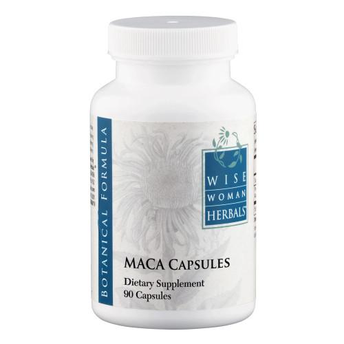 Maca Capsules by Wise Woman Herbals 90 capsules