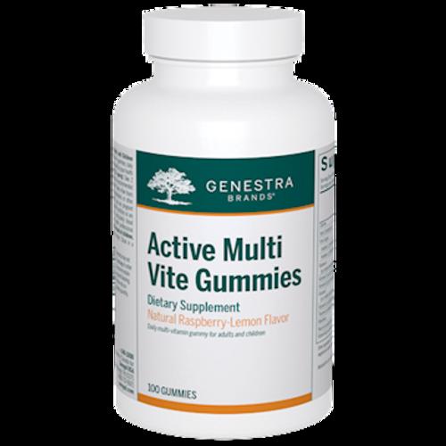 Active Multi Vite by Genestra 100 Gummies
